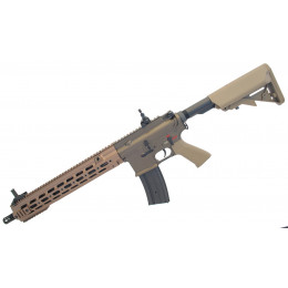 "Assault rifle type 416 Delta 14,5"" AEG Brown ECEC System"