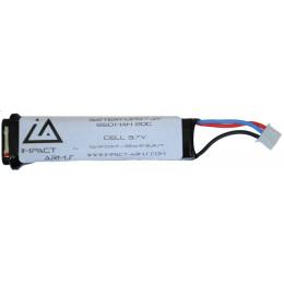 Batterie Lipo 7,4V 550Mah 20C type AEP