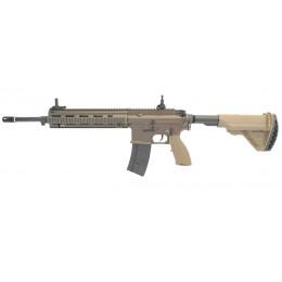 Assault rifle type 416D M27 IAR AEG Brown ECEC System