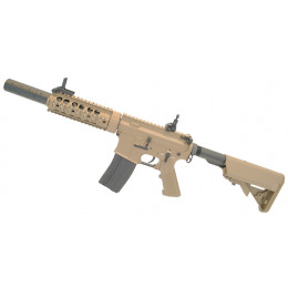 "Assault rifle M4 Special Operation 7"" AEG TTan ECEC System"
