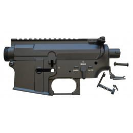 Corps métal M4 MUR Noir QDV2.0 ( ECEC ) pour AEG