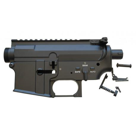 M4 MUR Metal body Black QDV2.0 ( ECEC ) for AEG