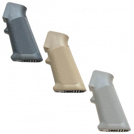 Poignée grip moteur AEG type M4A1 en différentes couleurs