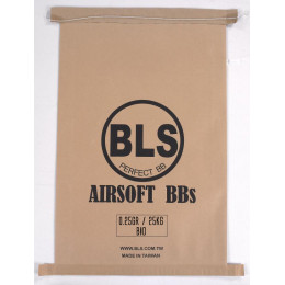BLS Biodegradable Bbs 0.25gr in bag of 25kg