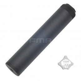 Silencieux aluminium Specwar-I Noir ou Tan de 185mm en 14mm CW ou CCW