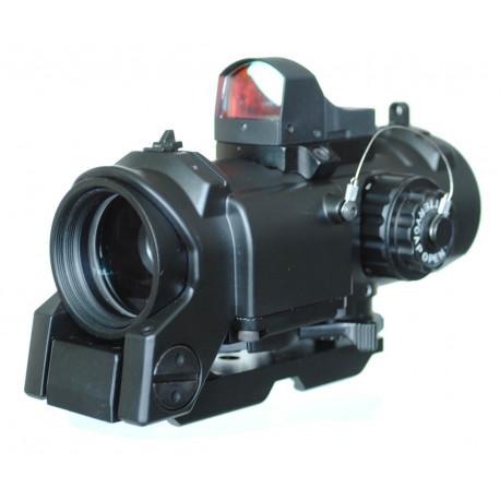 Specter DR scope 1-4x32 Black + micro dot sight