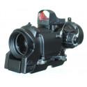Specter DR lunette 1-4x32 Noir + Micro dot sight
