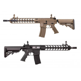Colt M4 Airline MOD A full metal AEG Black or Tan