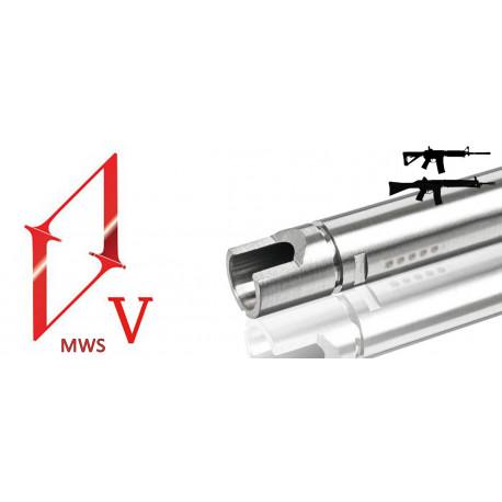 Precision inner barrel Lambda Five 250 mm for MWS Tokyo Marui