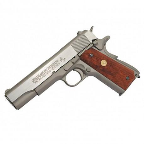GBB Pistol Colt 1911 MKIV series 70 Co2 Inox