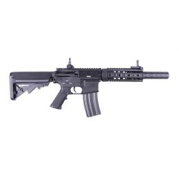 "Assault rifle M4 Special Operation 7"" AEG black ECEC System"