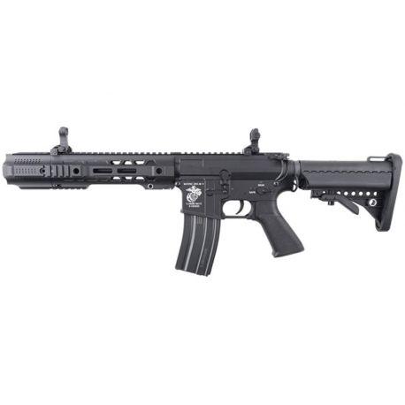 "Assault rifle M4 SAI GRY 11,5"" AEG black ECEC System"