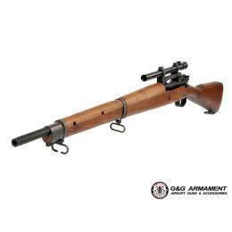 Fusil à verrou GM1903 A4 Gaz avec lunette