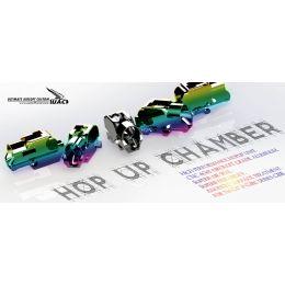 Chambre hop up CNC pour Tokyo marui Glock G17/G18C/G22/G26/G34 vue 1