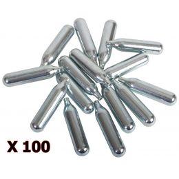 Pack 100x Co2 Sparklet cartridge 12gr