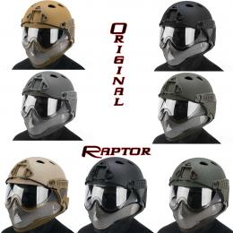 WARQ Full Face Protection Helmet