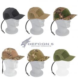 Tactical Baseball cap with velcro
