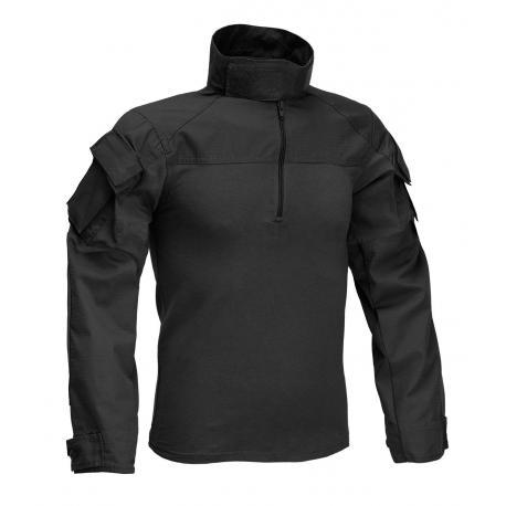 Cool Cotton combat shirt Black