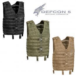 Tactical vest MOLLE 1000D