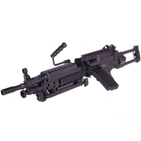 FN Herstal M249 SAW AEG Fiber Nylon Version ( Lightweight )