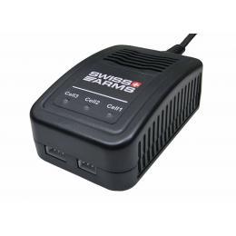 Chargeur de batterie Lipo 2S-3S