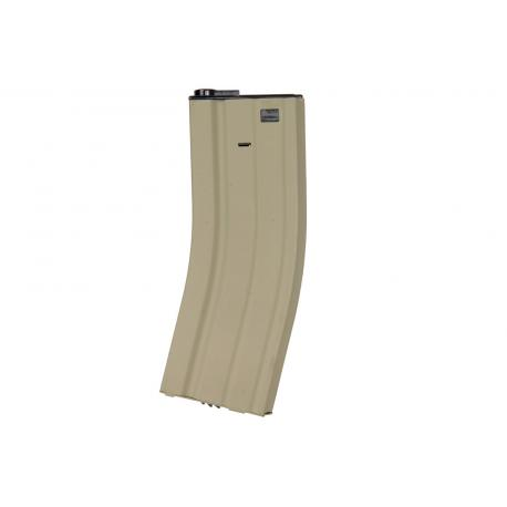 Hicap magazine 450 bbs for M4/M16 Tan