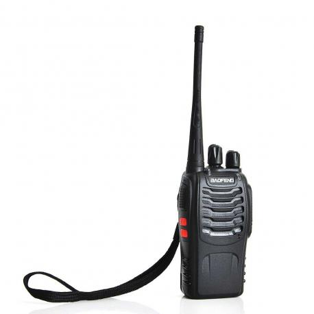Walkie talkie dual-band model BF-888S