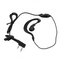 Headset for Walkie Talkie Baofeng UV-5R, BF-888S, UV-3R and Kenwood