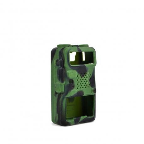 Silicon cover camo for Talkie Walkie Baofeng UV-5R