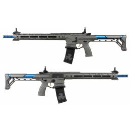 Assault rifle AEG BAMF Team Cobalt Kinetic