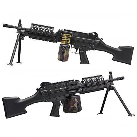 M249 MK46 MOD 0 Next Gen AEG