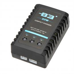 Battery Charger B3 20W for LIPO 2 and 3 cells