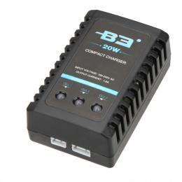 Chargeur B3 20W pour batterie LIPO 2 et 3 cellules