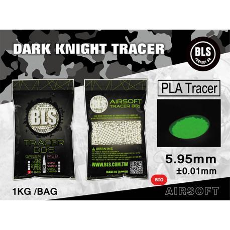 BLS Biodegradable tracer Bbs 0.32gr 1kg green phosphorescent