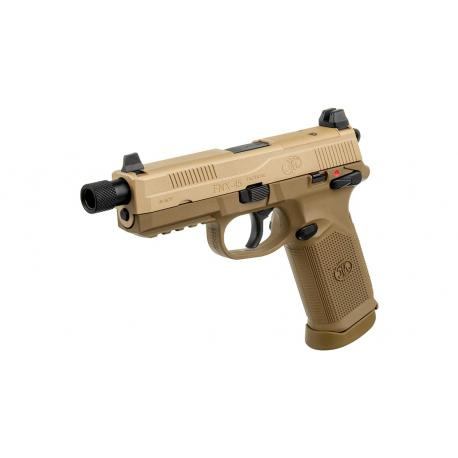 FNX-45 Tactical GBB Pistol Dark Earth