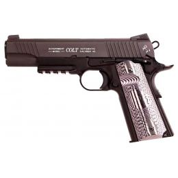 GBB Pistol Colt 1911Combat Unit Co2 Black