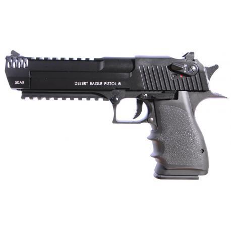 Desert Eagle L6 Co2 Full Auto GBB pistol Black