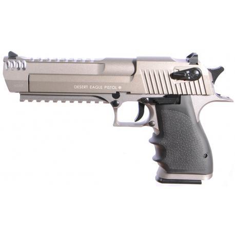 Desert Eagle L6 Co2 Full Auto GBB pistol Stainless