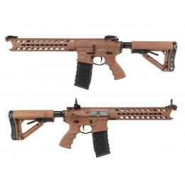 Assault rifle M4 GC16 predator Coyote Brown + Mosfet AEG