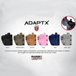CQC Adapt-X Holster Level 3 Universal Rotating Ambidextrous