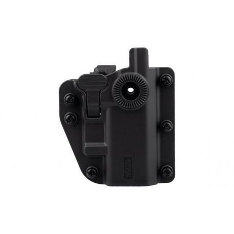 CQC Adapt-X Holster Level 3 Universal Rotating Ambidextrous black