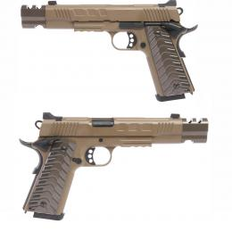 1911 GBB Pistol KP-16 with compensator