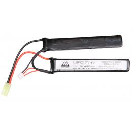 Batterie Lipo 7,4V 2200Mah 20C type double stick Mini tamiya