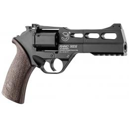 Revolver Rhino 50DS Co2 Noir
