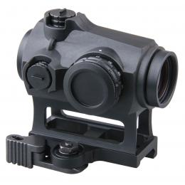 Red Dot Maverick 1x22 QD MIL Noir