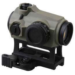Red Dot Maverick 1x22 QD MIL Tan