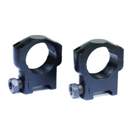 30mm Mark Medium profil mount Picatinny rings