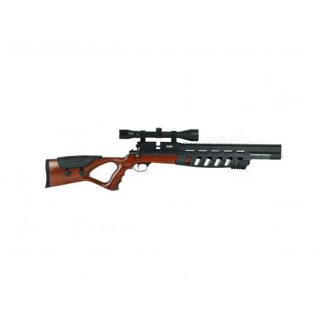 Carabine à plomb Reaper PCP .22 + lunette