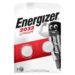 Pack de 2 pile CR 2032 3V Lithium