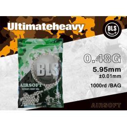 BLS Bille ultimate heavy 0.48gr Ivoire 1000 bbs